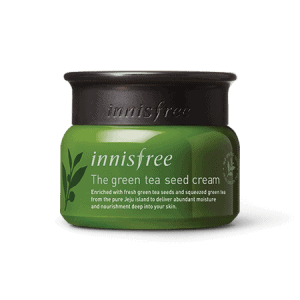 Kem dưỡng Innisfree The Green Tea Seed Cream