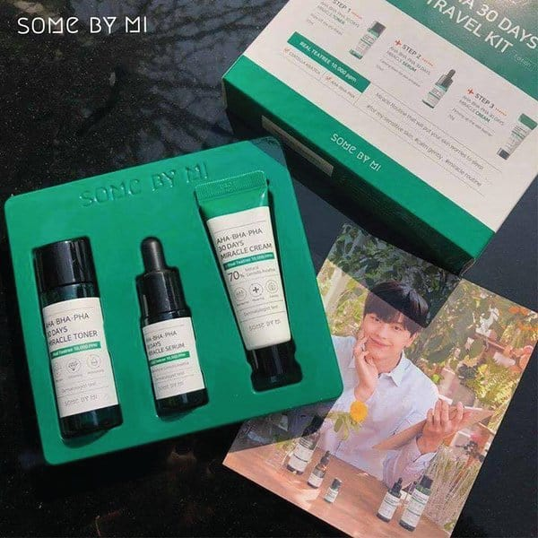 BỘ KIT 3 MÓN SOME BY MI AHA-BHA-PHA 30 DAYS MIRACLE TRAVEL KIT 3ITEMS -  Ship Shop Xach