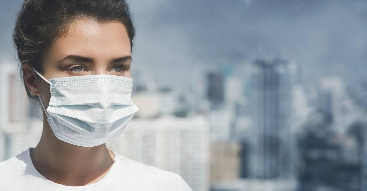 Chăm sóc da trong môi trường ô nhiễm