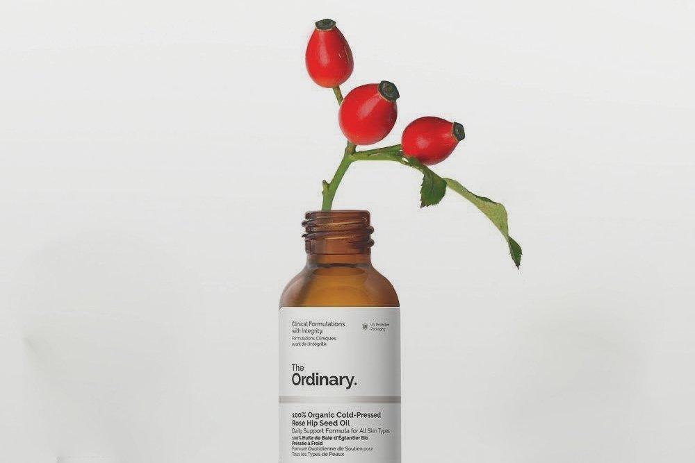 Tinh dầu cấp ẩm, dưỡng sáng da The Ordinary 100% Organic Cold-Pressed Rose Hip Seed Oil
